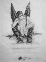 my angel by LilicanDemon