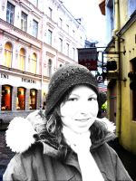 Contrasting Tallinn by LizzSieD