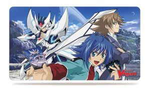 Cardfight!! Vanguard Blaster Blade, Aichi and Kai by VanGuardianART