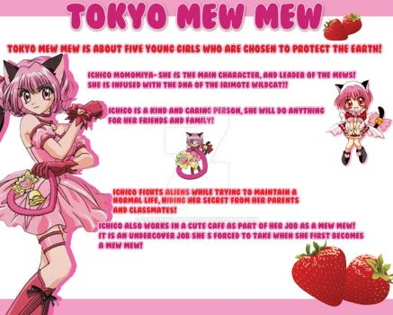 Tokyo Mew Mew_Flyer 1 by Cancerous-Gasher-205