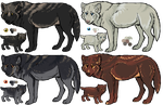 $6 Adoptables by Completeperfection