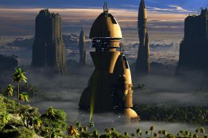 New World Colony by rich35211