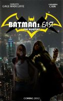 Batman: East Promotional Poster by Labbess