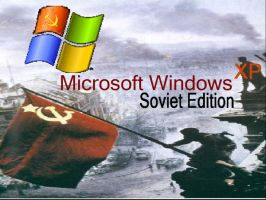 MS Windows: Soviet Edition by Flectarn