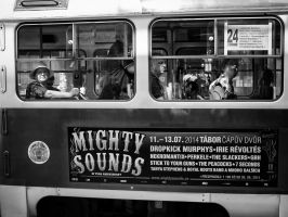 Mighty Sounds by PatrickMonnier
