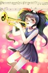 Trumpet [BW Contest Prize] by ChibiStarChan