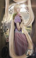 Rapunzel from Disney by Maryneim