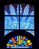 Ammazulu Hotel - Stained Glass by Arty-eyes