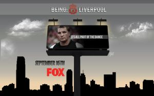 Being Liverpool Poster by GIAR by GonzalezIsARed