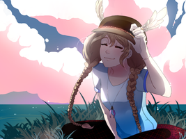 Spring afternoon by SteamingOwl