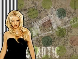 Britney Chaotic by mrjmendes