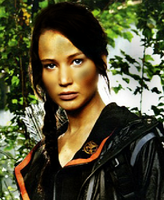 Katniss..MY VERSION by xDeathsGirlx