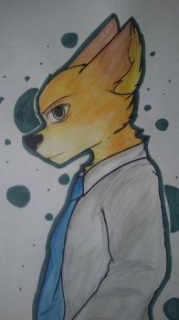Nick -finished- by HoneyHeart23