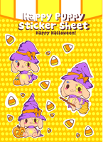 Halloween Sticker Preview 2012 by KawaiiRoyal