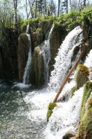 waterfalls in Plitvice 15 by ingeline-art
