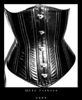 Contrast Corset. by AmensLamia