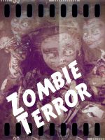 Zombie horror movie  by Pudin-Tader
