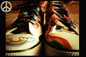 my shoes by igloolita