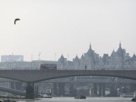 London Bridge by SquigglyButterfly