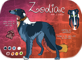 x_. Zodiac the Zoi by srspibble