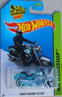 Hot Wheels Harley by boogster11