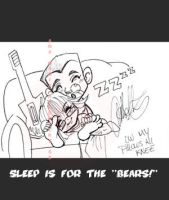 sleeps for the bears by lucidfairy