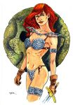 Red Sonja by Jerantino