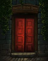 The Door into Summer by Realityendshere