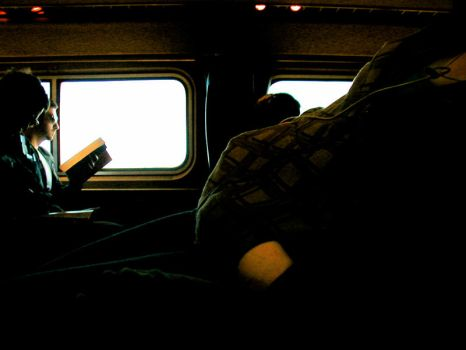 Train Resting by The-Defenestrator