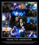 Merry Christmas to Amaranthe by CommnderShepard117