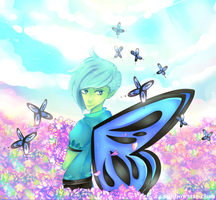 The Butterfly Prince by rainbowstar-chan