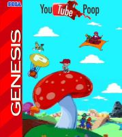 Youtube poop the game by peskeyplumber