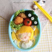 Teacup Bento lunch box by loveewa