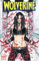X23 Sketch Cover Colors by Danielleister