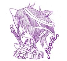 purple chibi noodle by selene-nightmare69