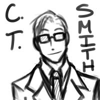 C.T. Smith by Miss-Madwell