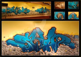 Graffiti Gallery by ste-811