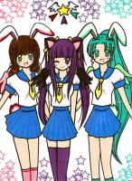 Request-rabbitgirl316 Charas. by mslckitty