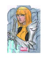 Miss Magik by eugenecommodore