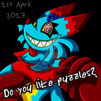 Do you like puzzles? by LouseDog