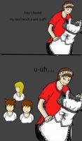 cleaning out my closet by NickSane0145