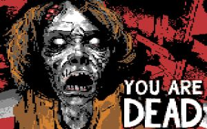 Walking Dead C64: You Are Dead by NickBounty