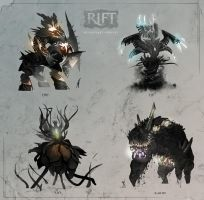 Rift Contest - Thumbnails by Zephyri