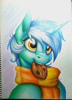 Lyra's Cookie by LupiArts
