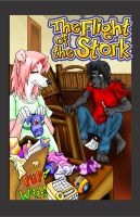 The Flight of the Stork SECOND BOOK POSTER by Natsuko-Kuonji24