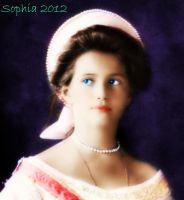 Princess Maria by GracefulTatiana1897