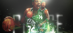 Paul Pierce by TheFranchiseFX