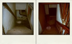 haunted polaroid by LeaHenning