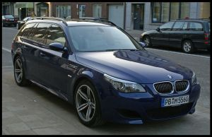 BMW M5 Touring by C0LL1