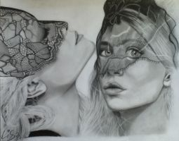 Mary-Kate and Ashley Olsen Finished by Liesjj